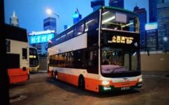 香港8P (新巴)公交车路线