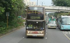 香港280X (九巴)公交车路线