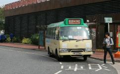 香港65A (新界绿小)公交车路线
