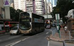 香港24 (九巴)公交车路线