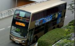 香港35A (九巴)公交车路线