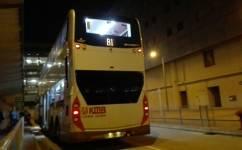 香港B1 (九巴)公交车路线