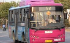 淮安58路公交车路线