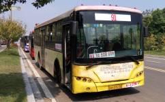 淮安91路公交车路线