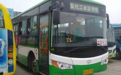 淮安洪泽盐化工业区专线公交车路线