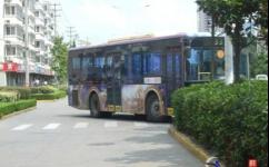 淮安33路公交车路线