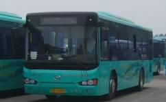 淮安洪泽92路公交车路线