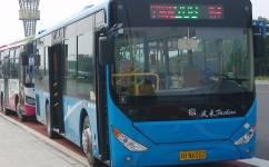 淮安涟水206路公交车路线