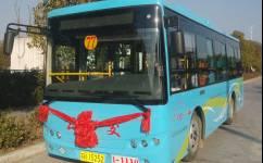 淮安77路公交车路线