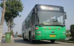 淮北105路公交车路线
