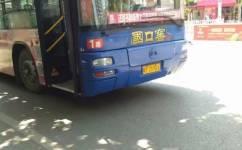 淮北1路公交车路线