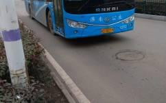 淮南122路公交车路线