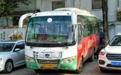 淮南凤台6路公交车路线