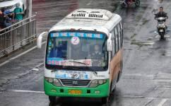 淮南凤台2路(新区)公交车路线