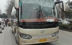淮南淮南-新桥机场公交车路线