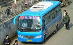 淮南凤台-毛集-夏集公交车路线