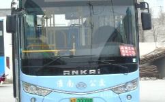 淮南34F路公交车路线