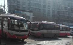 淮南凤台-张集矿-张集北矿-观音公交车路线