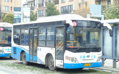 淮南21路公交车路线
