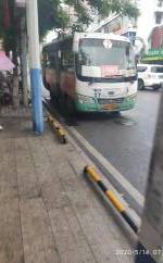 淮南凤台7路(直行)公交车路线