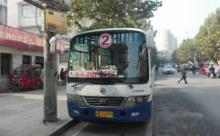 淮南凤台2路(停运)公交车路线