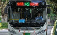 淮南G2路公交车路线