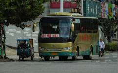 淮南板集专线公交车路线