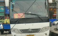 淮南朱集矿-八公山公交车路线