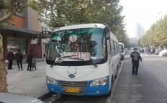 淮南凤台5路公交车路线