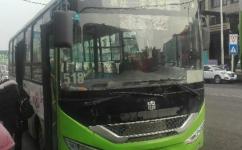 淮南518路公交车路线