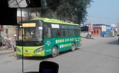 淮南515路循环线公交车路线