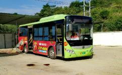 黄冈101路公交车路线