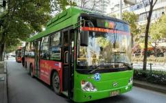 黄石14路公交车路线