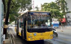 黄石16路公交车路线