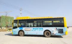 黄石55路公交车路线