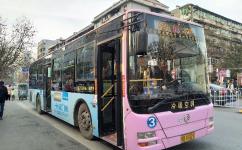 黄石3路公交车路线
