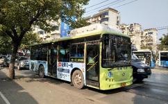 黄石13路公交车路线