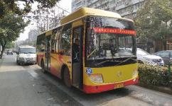 黄石32路公交车路线