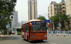 黄石46路公交车路线