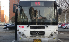 呼和浩特95路公交车路线