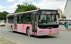 呼和浩特38路公交车路线