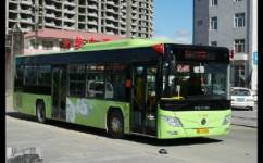 呼和浩特K4路公交车路线
