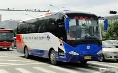 呼和浩特机场巴士1号线公交车路线
