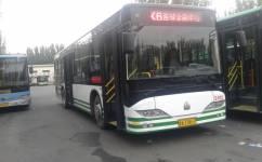 呼和浩特K6路公交车路线