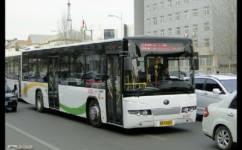 呼和浩特K2路公交车路线