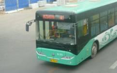 呼和浩特K5路公交车路线