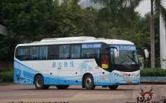 惠州惠大公交快线公交车路线