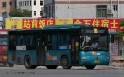 惠州K2路公交车路线