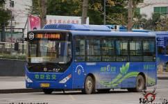 惠州321路公交车路线