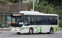 惠州K8路公交车路线
